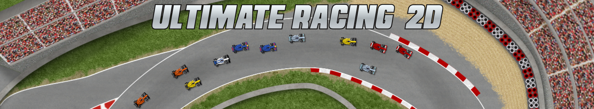 Ultimate Racing 2D header